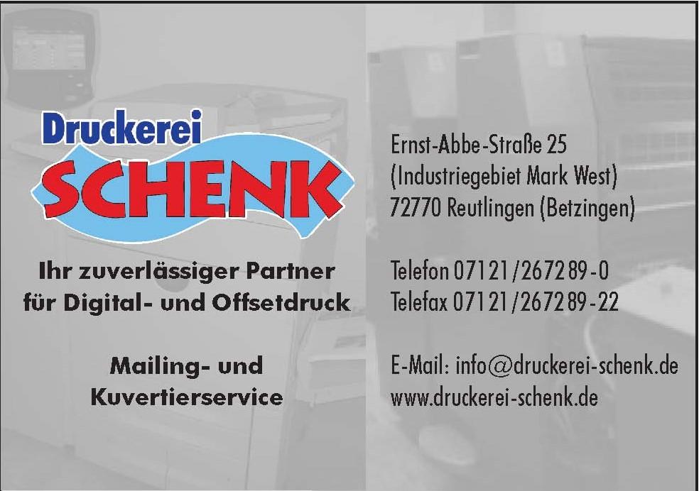 Druckerei Schenk