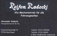 Reifen Radecki