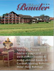 Albhotel Bauder